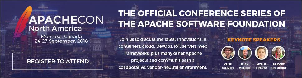 ApacheCon Banner
