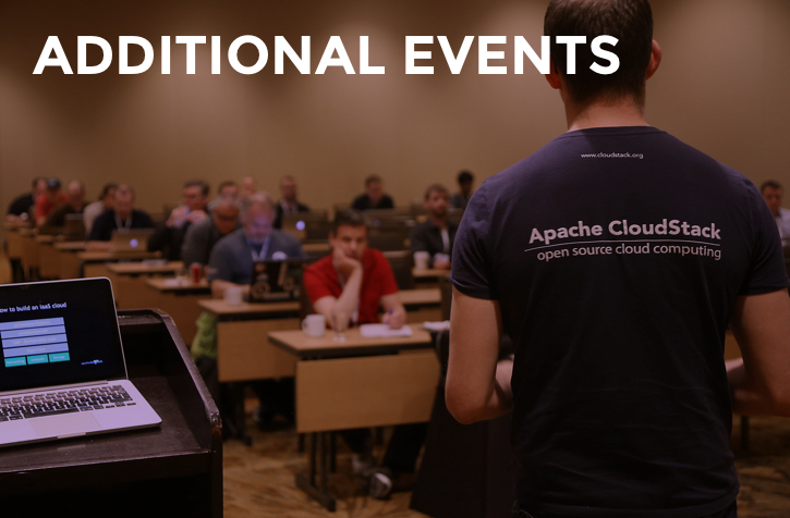Additional Apache Events